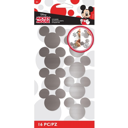 EK Success MICKEY MOUSE SCRATCH OFF STICKERS 53-00097 Preview Image