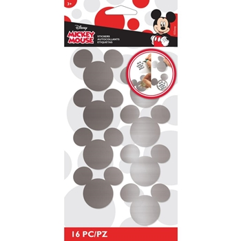 EK Success MICKEY MOUSE SCRATCH OFF STICKERS 53-00097