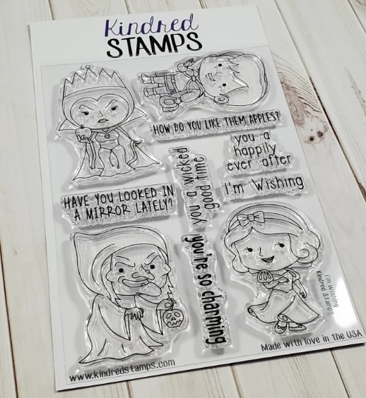 Kindred Stamps I'M WISHING Clear Stamps 13912892 zoom image