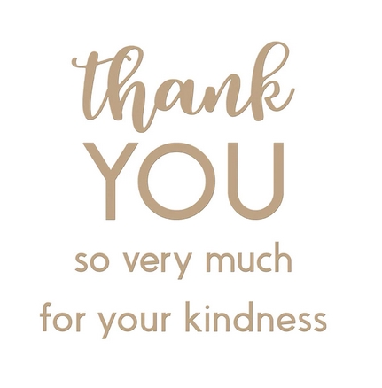 GLP-145 Spellbinders THANK YOU COMBO Glimmer Hot Foil Plates Preview Image