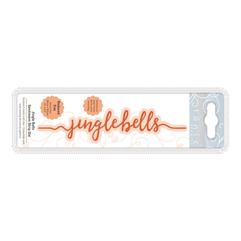 Tonic JINGLE BELLS Sentiment Strip Die 2850e