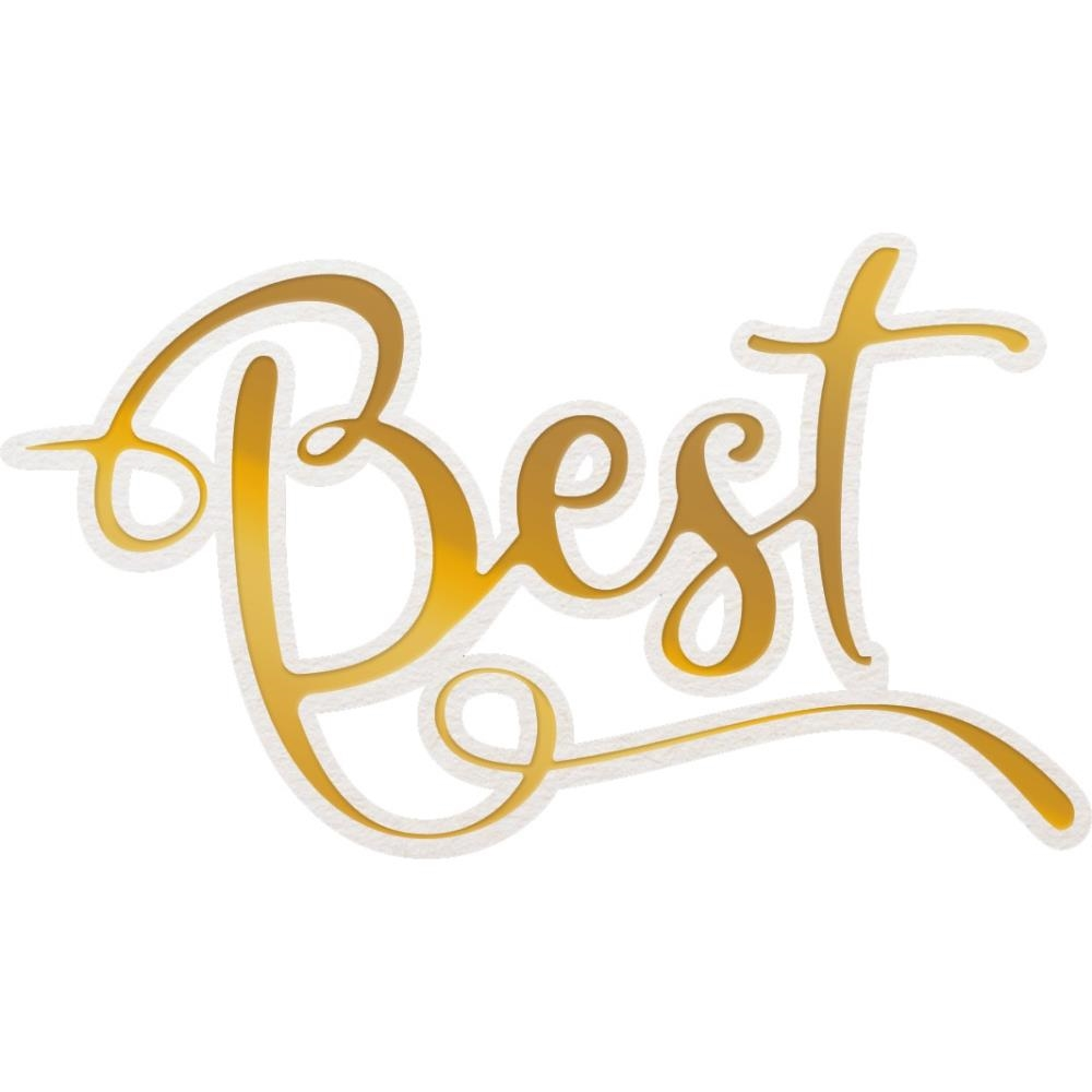 Couture Creations BEST Cut, Foil And Emboss Die co726937 zoom image