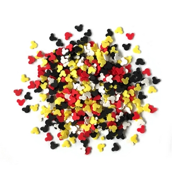 Buttons Galore and More Spinkletz MOUSE EARS Embellishments NK109