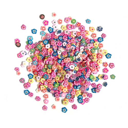 Buttons Galore and More Spinkletz GARDEN PARTY Embellishments NK108 Preview Image