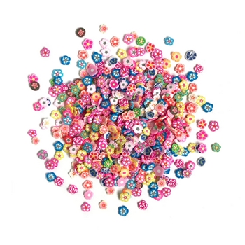 Buttons Galore and More Spinkletz GARDEN PARTY Embellishments NK108