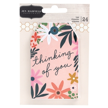 Pebbles Inc. Jen Hadfield THIS IS FAMILY TAGS 734188