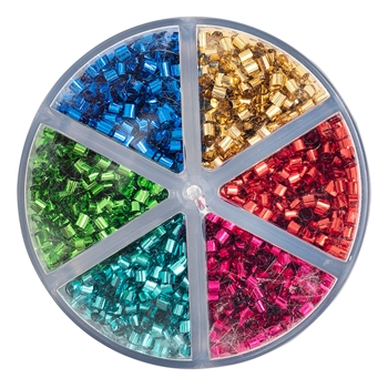 American Crafts Moxy PRIMARY Tube Confetti 355433