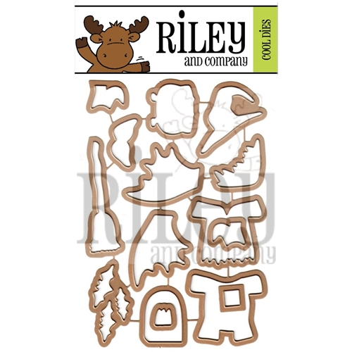 Riley and Company Cool Dies DRESS UP RILEY HALLOWEEN 2 RD35 Preview Image