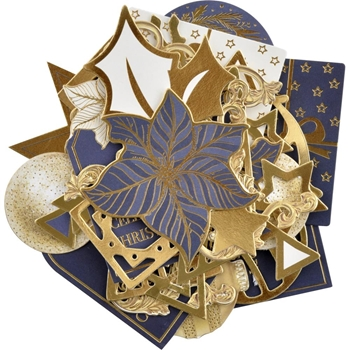 Kaisercraft STARRY NIGHT Collectables Die Cut Shapes CT970
