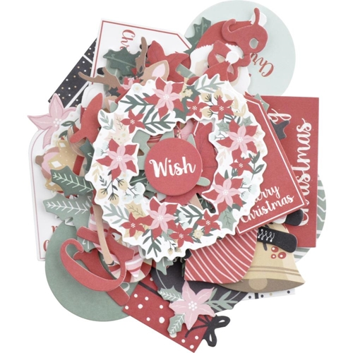 Kaisercraft PEPPERMINT KISSES Collectables Die Cut Shapes CT969 Preview Image