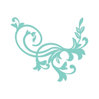 Kaisercraft DECOR FLOURISH Decorative DIY Die Cut DD237