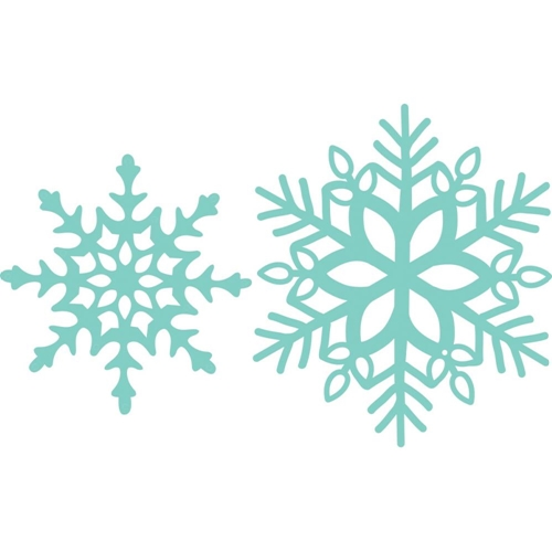 Kaisercraft SNOWFLAKES Decorative DIY Die Cuts DD3343 Preview Image