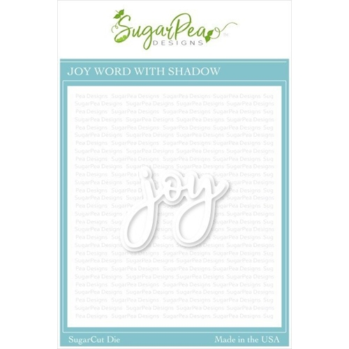 SugarPea Designs JOY SugarCuts Dies spd-00381 Preview Image