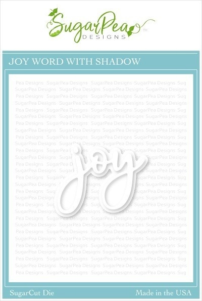 SugarPea Designs JOY SugarCuts Dies spd-00381 zoom image