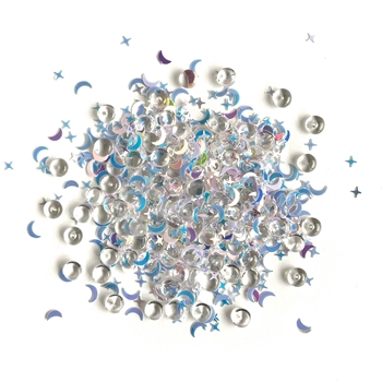 Buttons Galore and More Shimmerz CELESTIAL Embellishments RZ107