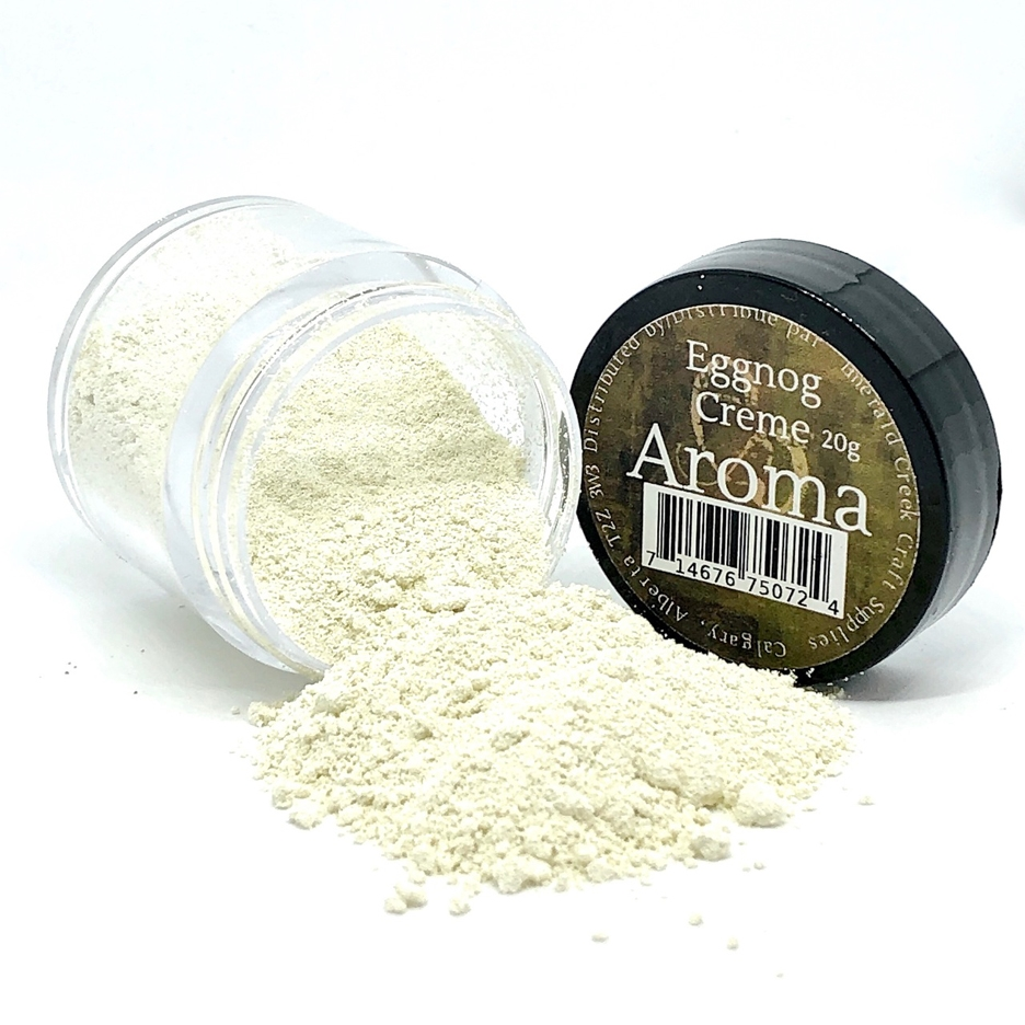 Emerald Creek EGGNOG CREME Aroma Embossing Powder aapec zoom image
