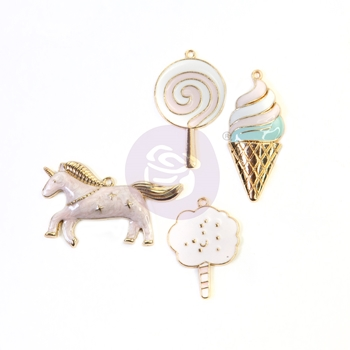 Prima Marketing DULCE Enamel Charms 995799