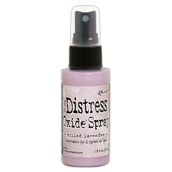 Tim Holtz Distress Oxide Spray MILLED LAVENDER Ranger tso67757