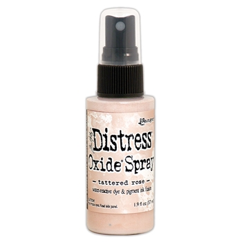 Tim Holtz Distress Oxide Spray TATTERED ROSE Ranger tso67924