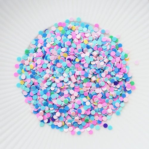 Little Things From Lucy's Cards Sprinkles MACAROON LB287 Preview Image