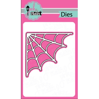 Pink and Main WEB CORNER Die PNM239