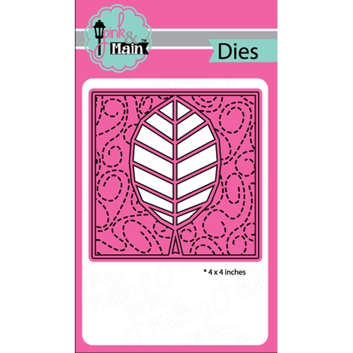 Pink and Main QUILT SQUARES 2 Die PNM240* Preview Image