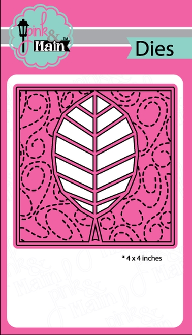 Pink and Main QUILT SQUARES 2 Die PNM240* zoom image