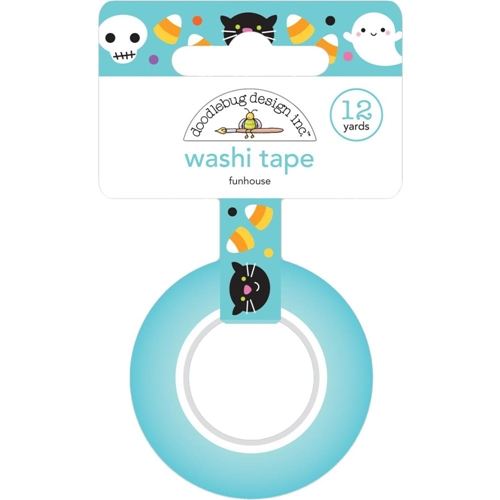 Doodlebug FUNHOUSE Washi Tape 6432 Candy Carnival Preview Image