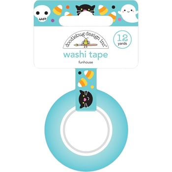 Doodlebug FUNHOUSE Washi Tape 6432 Candy Carnival