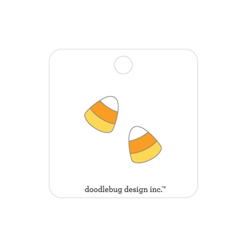 Doodlebug CANDY CORN Collectible Enamel Pins 6485