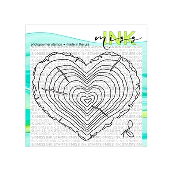 Miss Ink Stamps HAVE HEART Clear Set 919st06