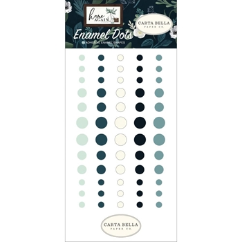 Carta Bella HOME AGAIN Enamel Dots cbhoa109028