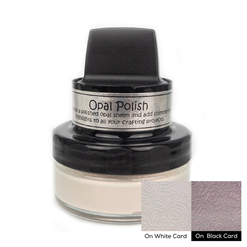 Cosmic Shimmer RED PEARL Opal Polish With Applicator csopred Preview Image