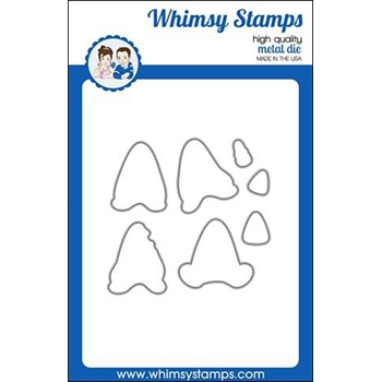 Whimsy Stamps CORNY CANDY CORNS Dies WSD350