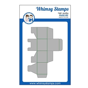 Whimsy Stamps MINI TREAT BOX Die WSD431