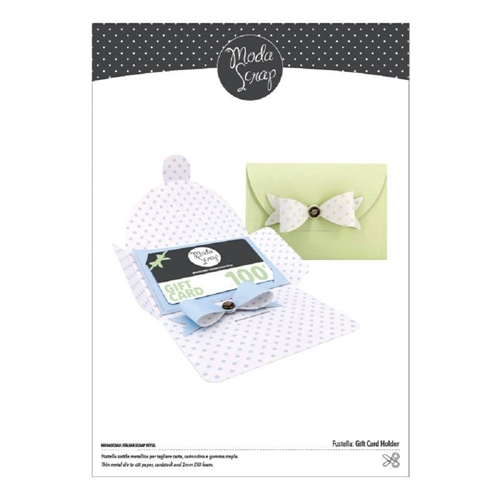 ModaScrap GIFT CARD HOLDER Craft Dies msf1116 Preview Image