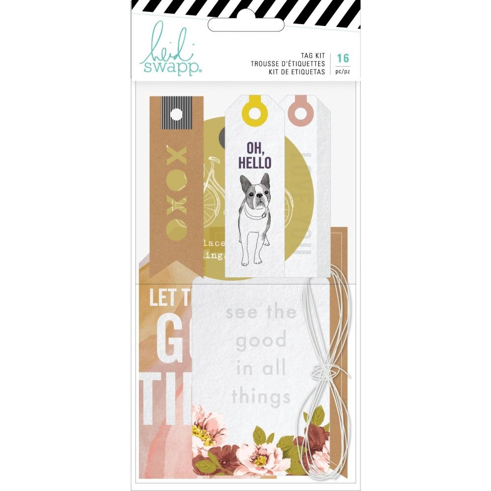 Heidi Swapp HONEY AND SPICE Tag Set 315212 zoom image