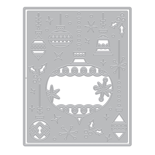 Hero Arts Fancy Die ORNAMENT PIECES Cover Plate DI703 Preview Image