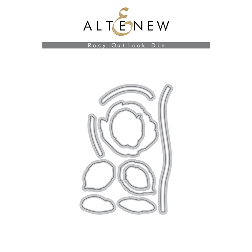 Altenew ROSY OUTLOOK Dies ALT3552 Preview Image