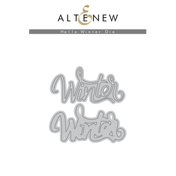 Altenew HELLO WINTER Dies ALT3544