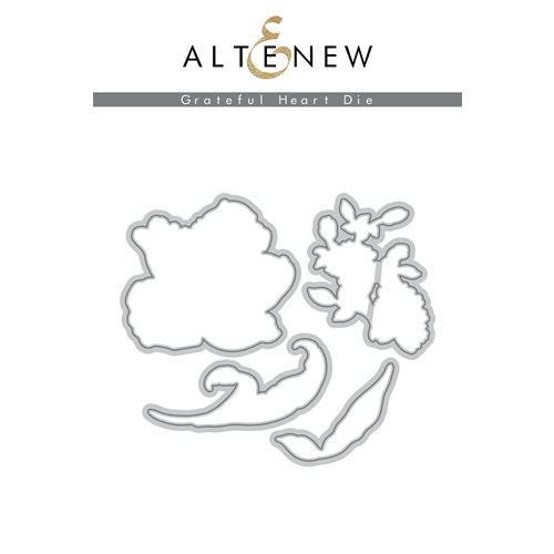 Altenew GRATEFUL HEART Dies ALT3539 Preview Image