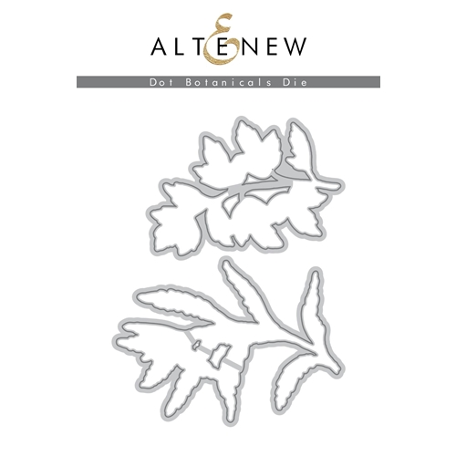 Altenew DOT BOTANICALS Dies ALT3536 Preview Image