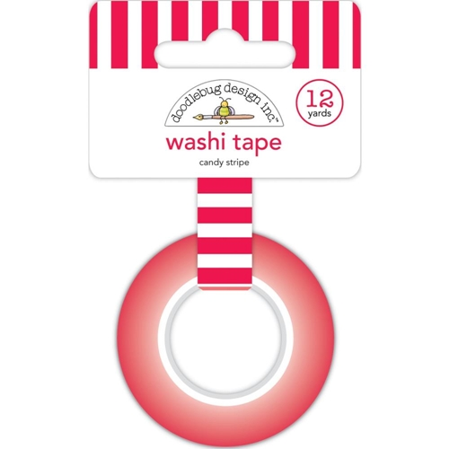 Doodlebug CANDY STRIPE Washi Tape 6434 Preview Image
