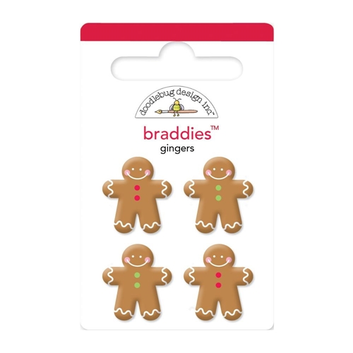 Doodlebug GINGERS Braddies 2204 Preview Image
