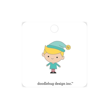 Doodlebug BUDDY Collectible Enamel Pin 6485