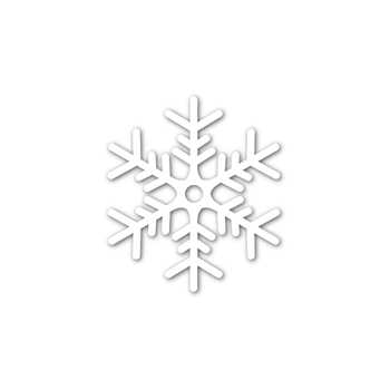 Simon Says Stamp GRACE SNOWFLAKE Wafer Die sssd112040 Cheer And Joy