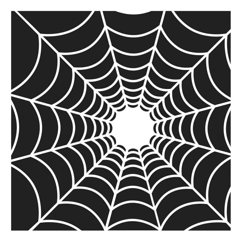 The Crafter's Workshop SPIDER'S WEB 6x6 tcw877s zoom image