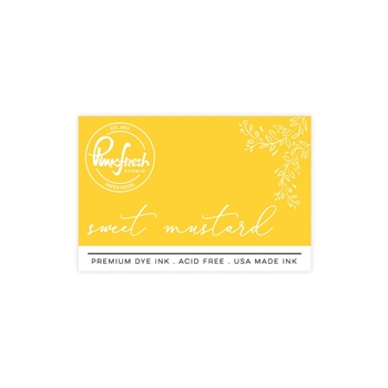Pinkfresh Studio SWEET MUSTARD Dye Ink Pad pfdi002