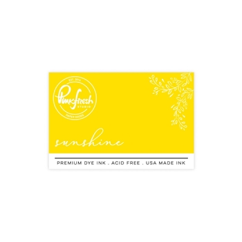 Pinkfresh Studio SUNSHINE Dye Ink Pad pfdi003