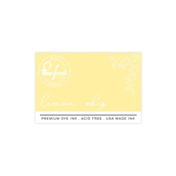 Pinkfresh Studio LEMON WHIP Dye Ink Pad pfdi004